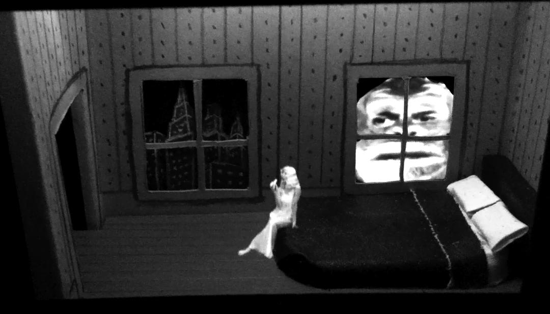 Antony Flackett's Peep-show
